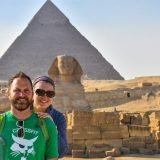 Tourist in Egypt