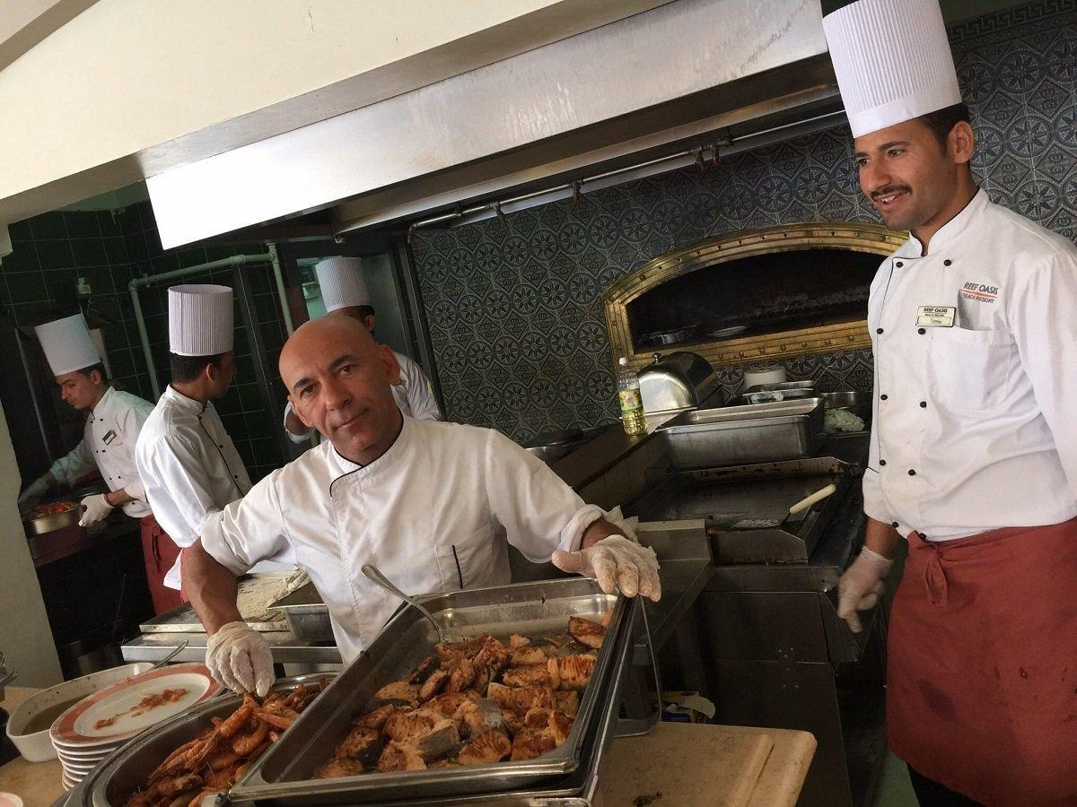 Egypt Chef